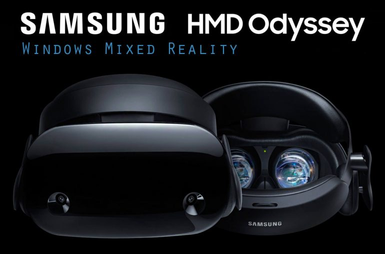 Samsung Odyssey headset
