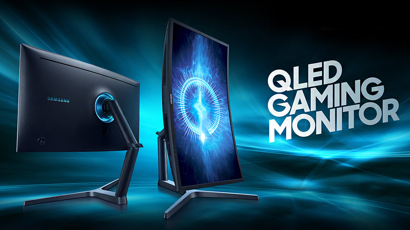 Samsung Qled Chg90 Is The Largest Gaming Monitor