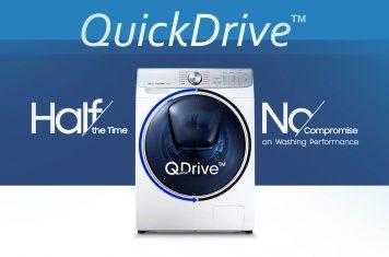 Samsung QuickDrive washing machine