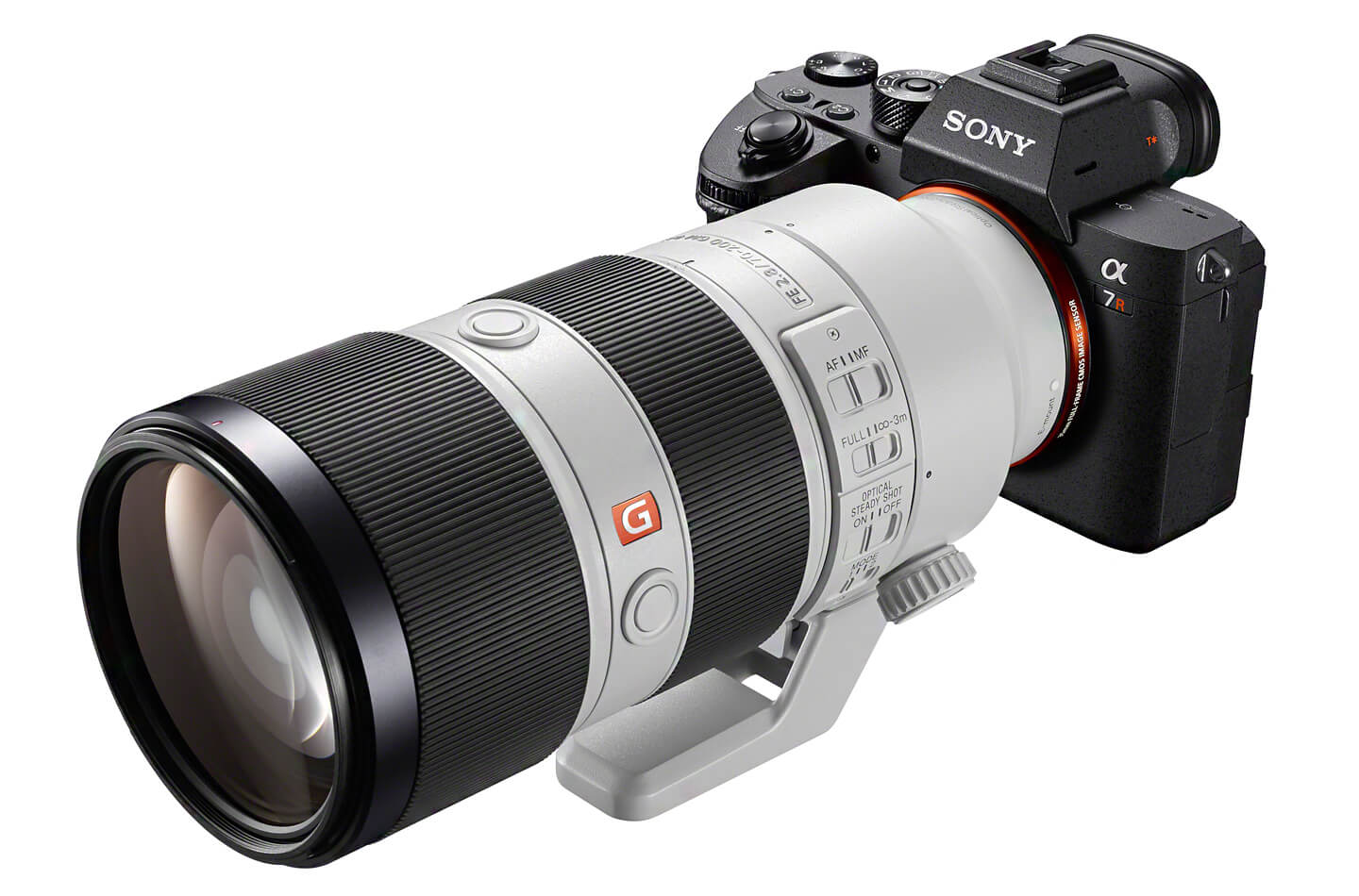 Sony announce a7R III & two new lenses