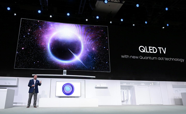 Samsung QLED 2018 series offer enhanced contrast   LetsGoDigital