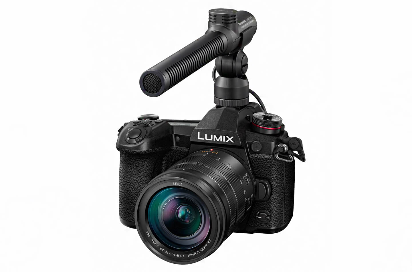 Panasonic Lumix G9 mirrorless camera for professionals