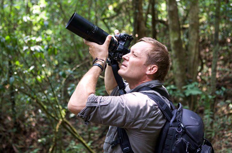Panasonic Leica 200mm lens