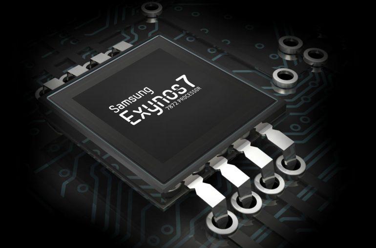 Samsung Exynos 7872 processors