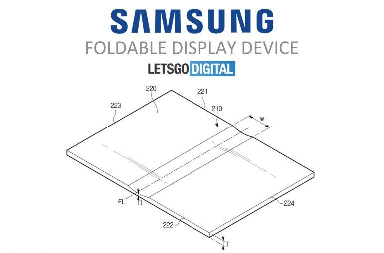 Samsung Galaxy Foldable tablet