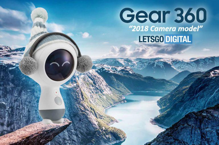 Samsung Gear 360 2018