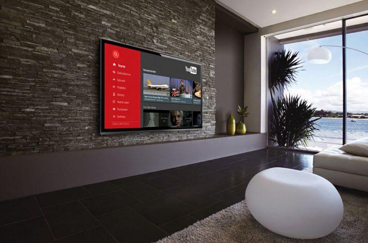 Samsung smart TV YouTube