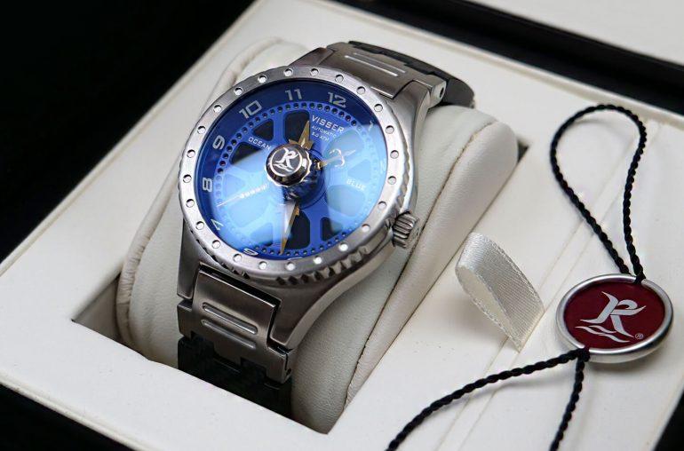 Visser Watch review