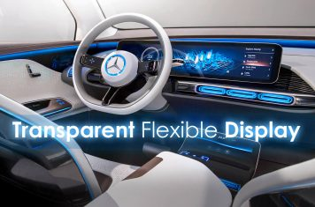 LG Flexible Head-up display