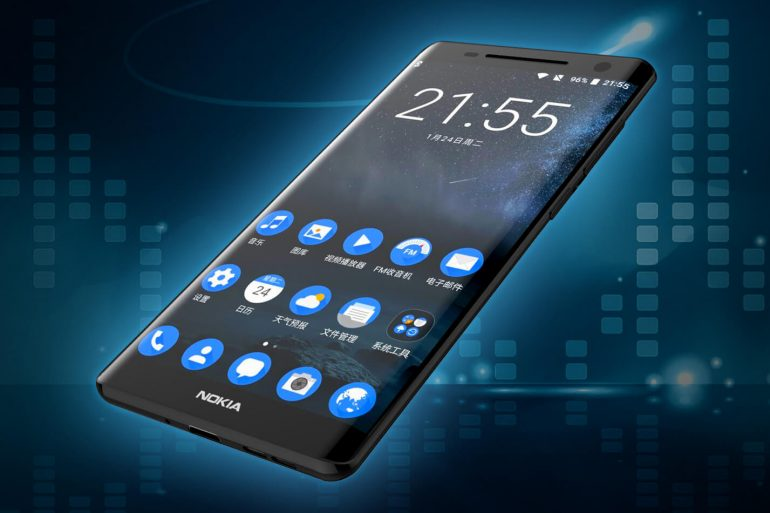 Nokia 9 smartphone with 128GB runs on Android 8 0