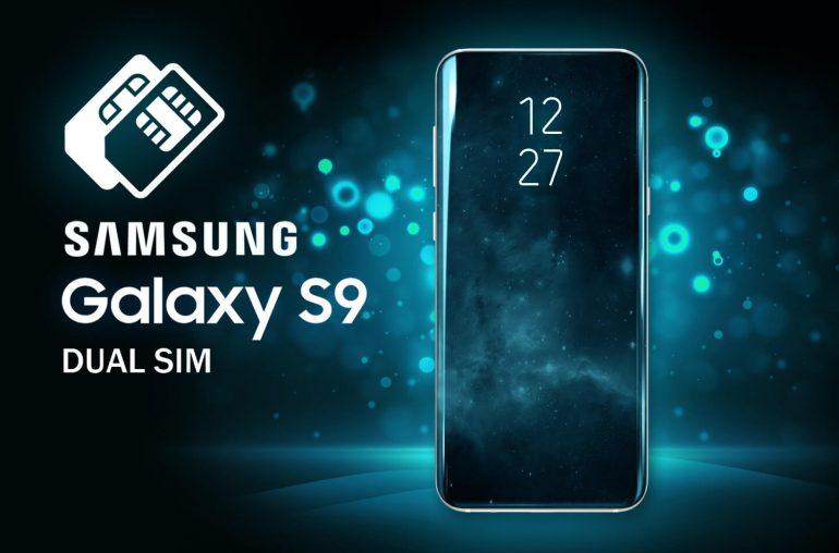 samsung s9 dual sim whatsapp