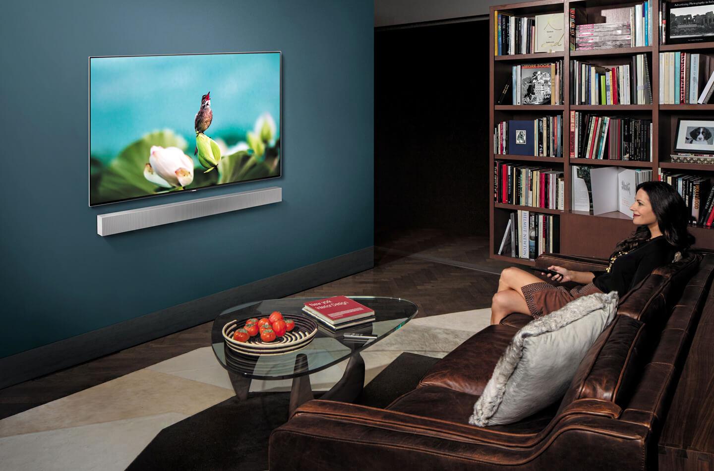 Samsung Nw700 Soundbar Matches Your Qled Tv Letsgodigital
