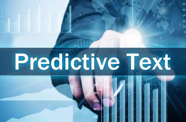 Samsung predictive text