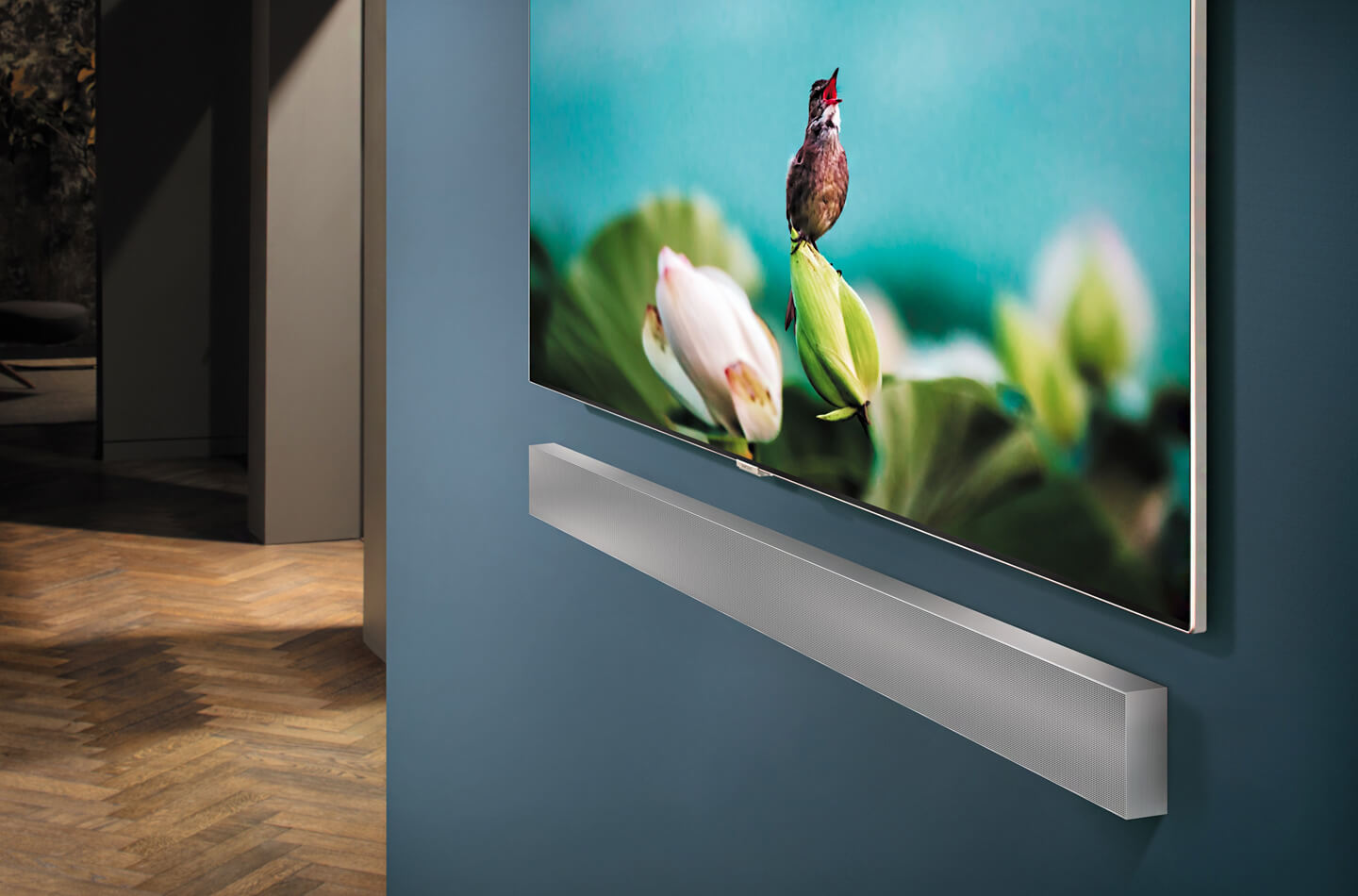 Samsung to unveil new wall-mountable Soundbar at CES 2018