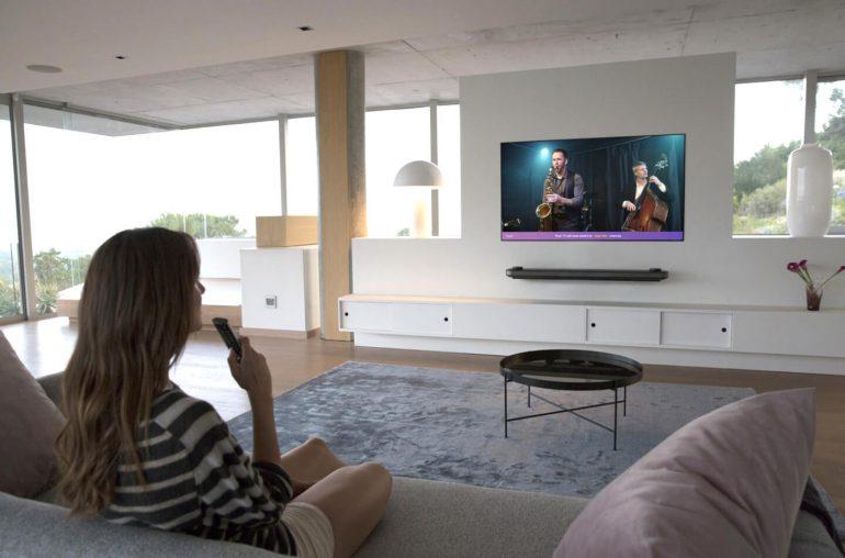 LG 2018 OLED TV