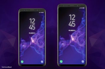 Samsung Galaxy S9 support page