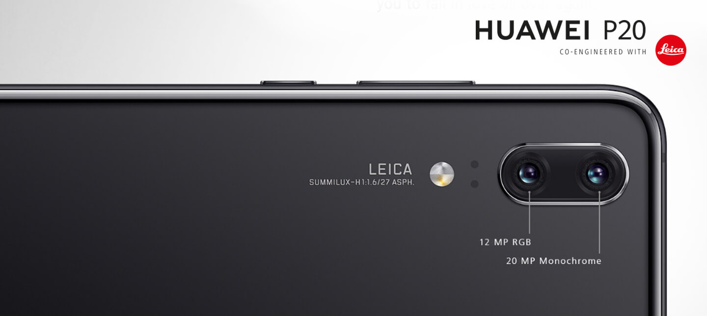Huawei P20 And P20 Pro Are The Best Camera Phones For 2018