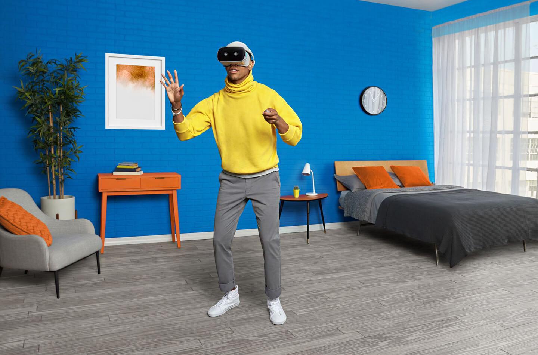 Standalone VR headset