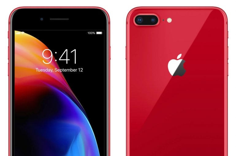 Apple iPhone 8 Plus Red Edition