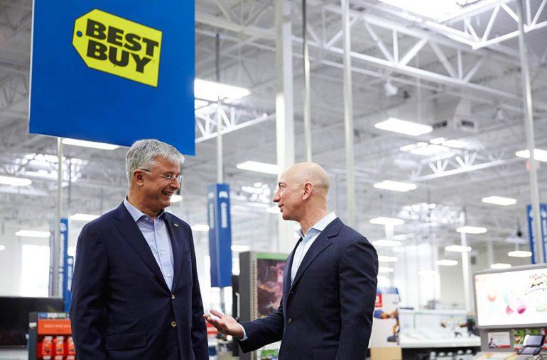 Best Buy Amazon