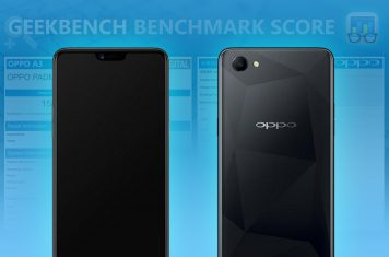 Oppo A3 smartphone
