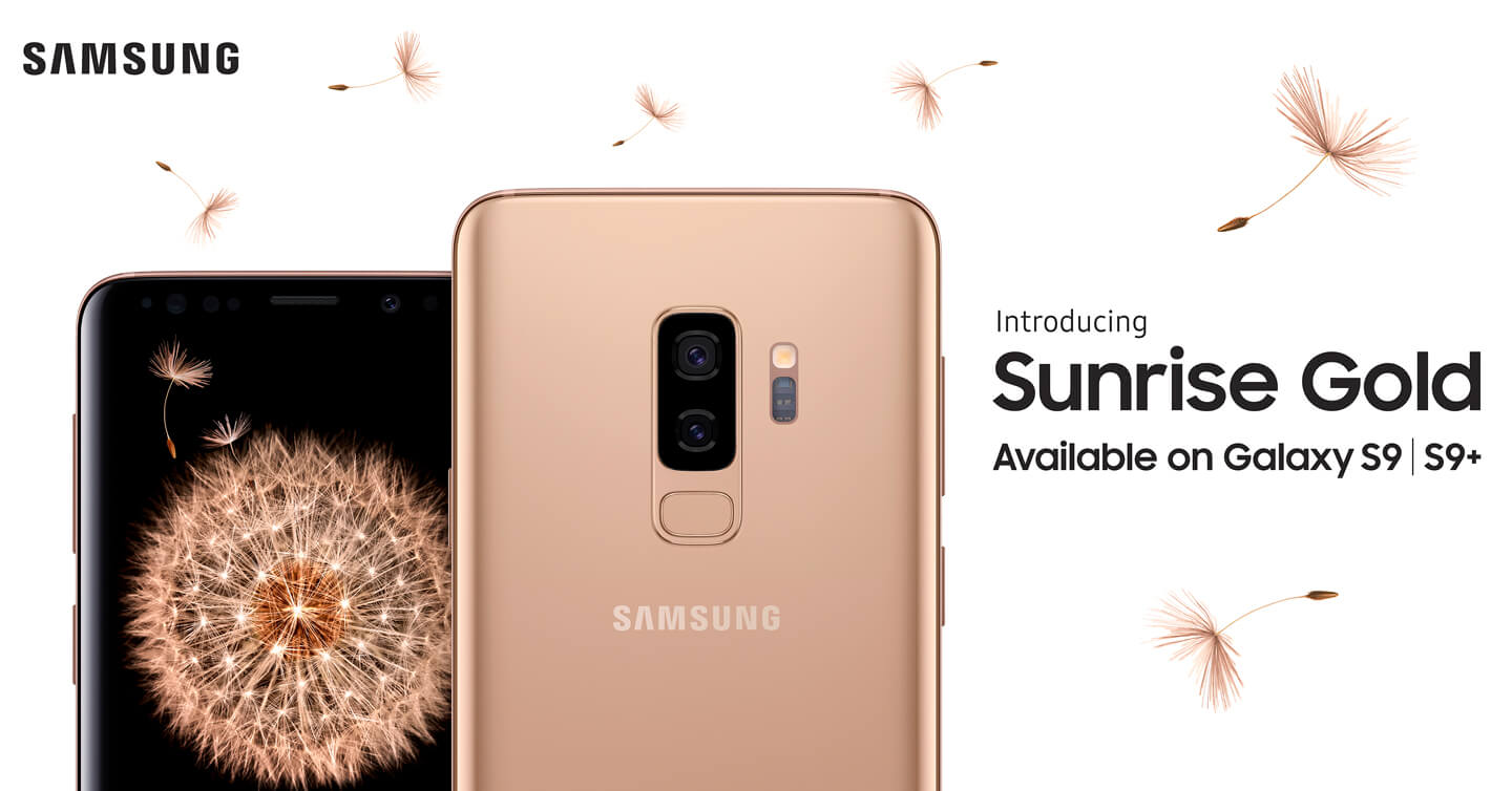 S9 Sunrise Gold