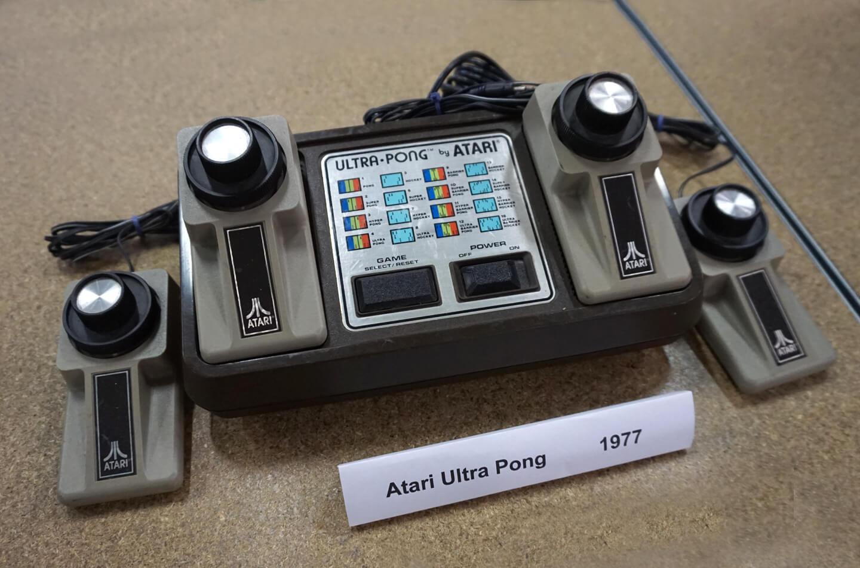 Atari Pong