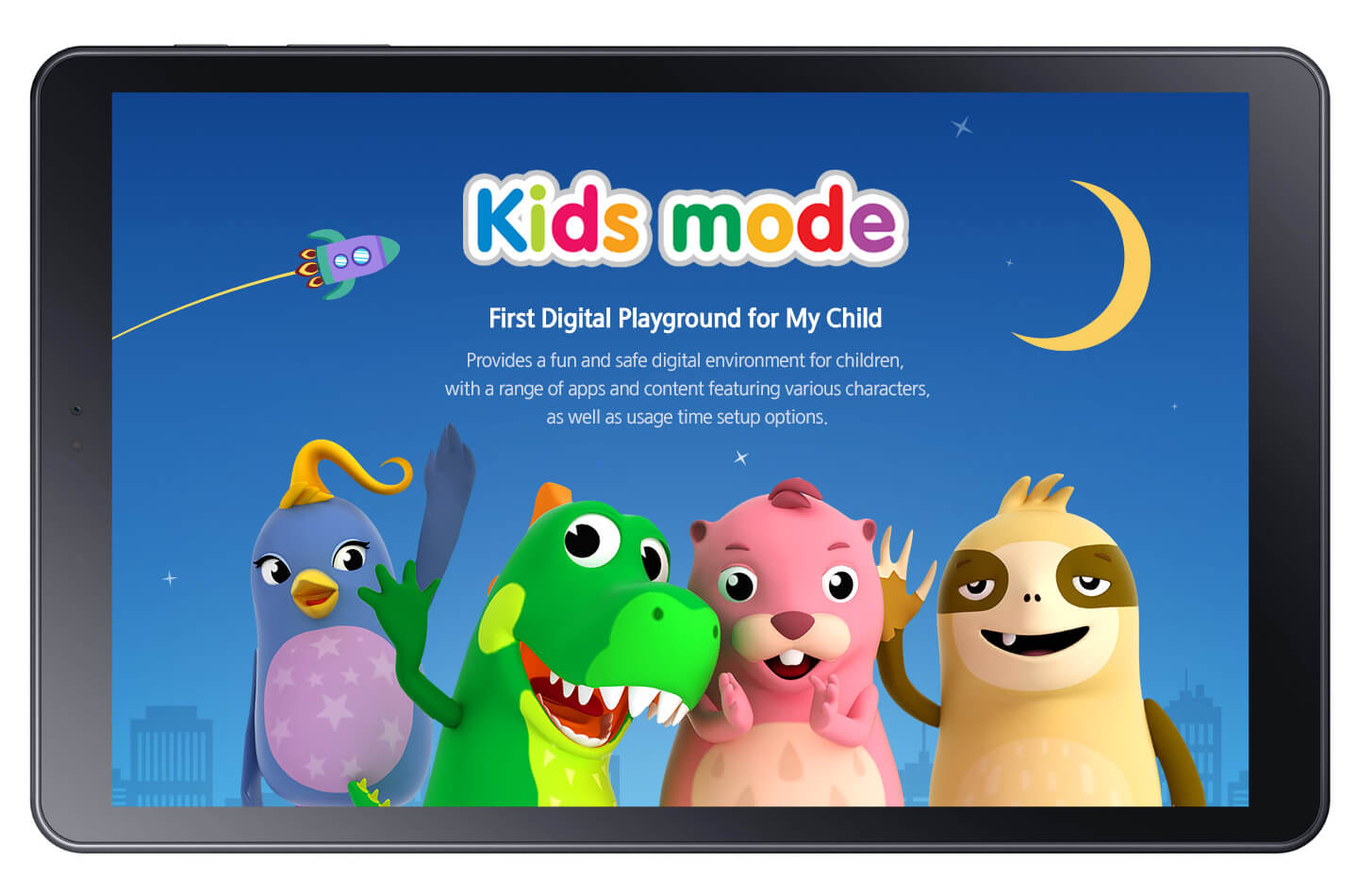 Samsung Galaxy tablet kids mode