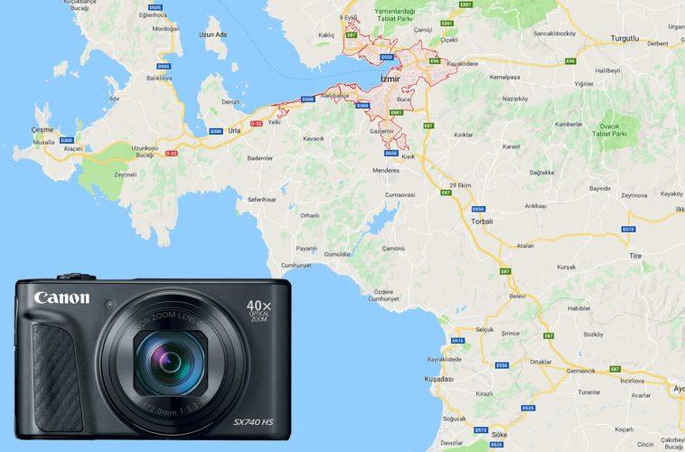 Canon Powershot SX740 HS sample pictures