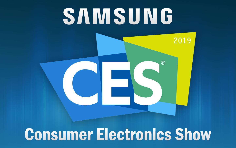 CES 2019 Samsung