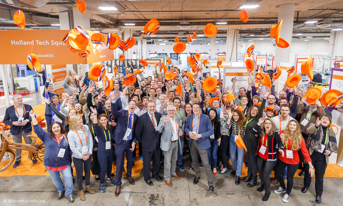 Dutch startups 2019