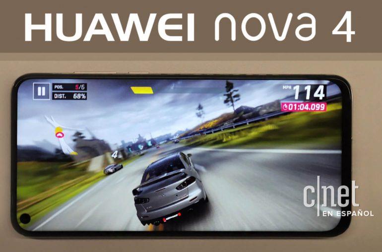 Huawei Nova 4 test