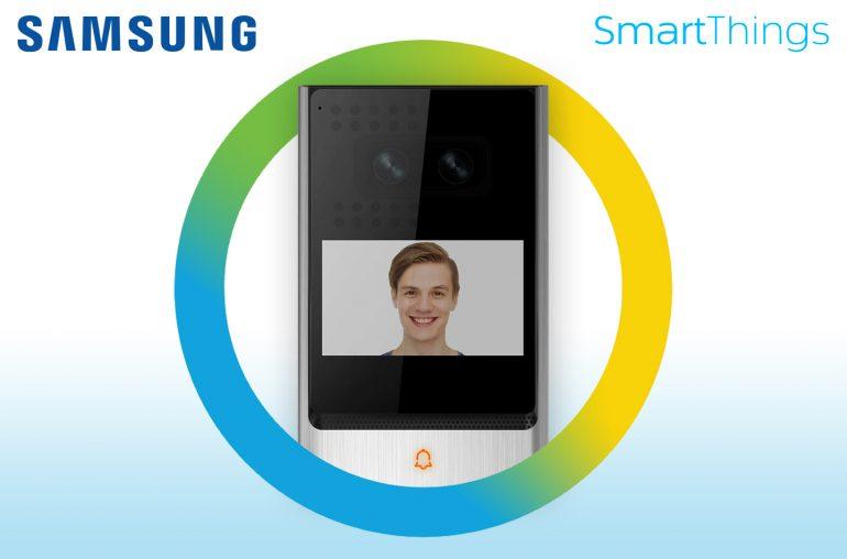 Samsung Smart doorbell