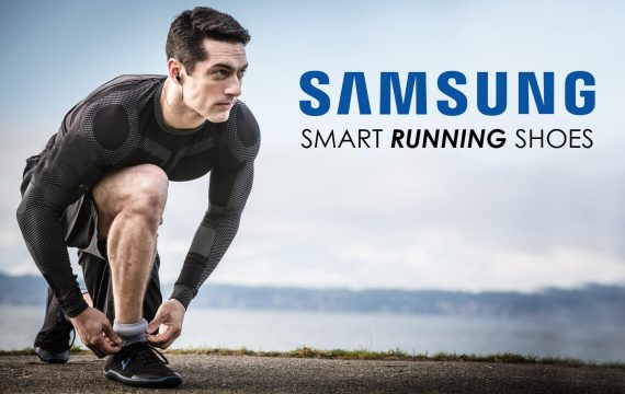 Samsung Smart shoes