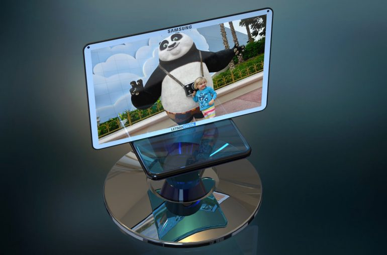 Samsung 3D display device