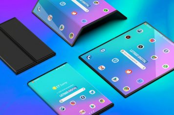 Xiaomi foldable smartphone tablet device