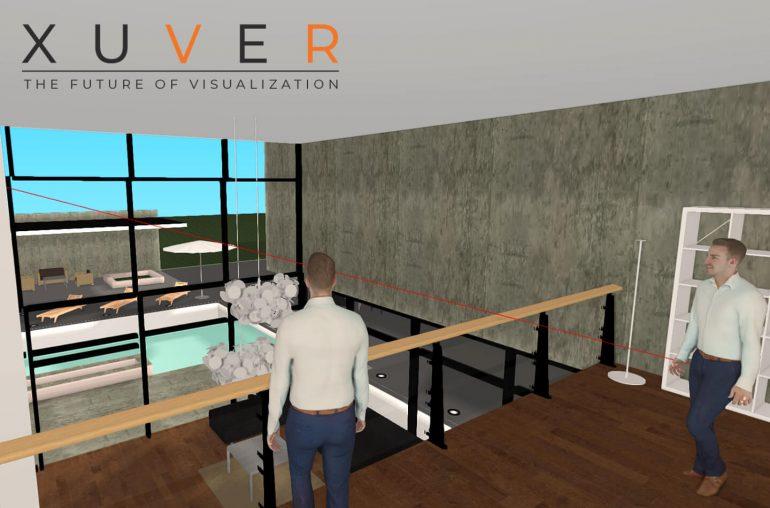 Xuver 3D viewer