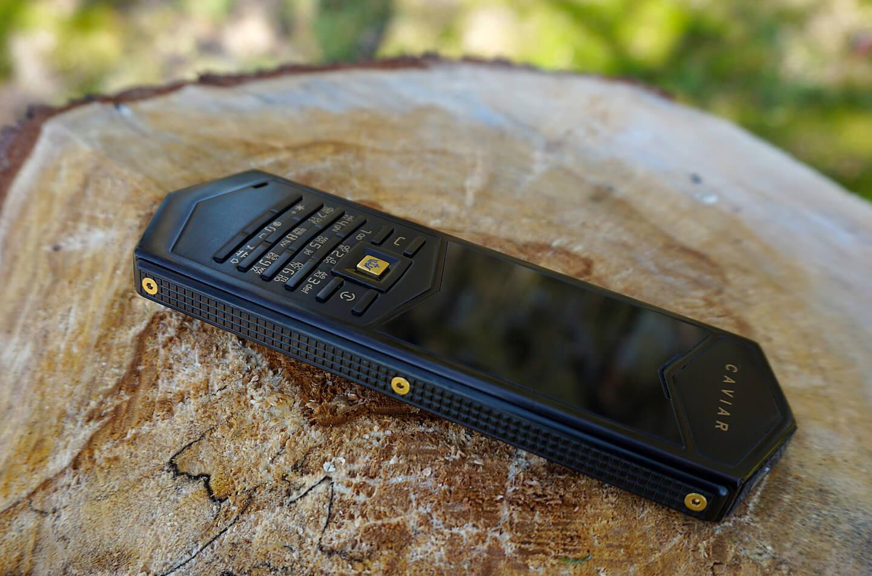 Caviar phone review