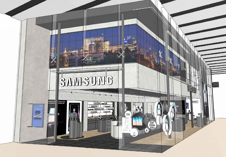 Samsung store Netherlands