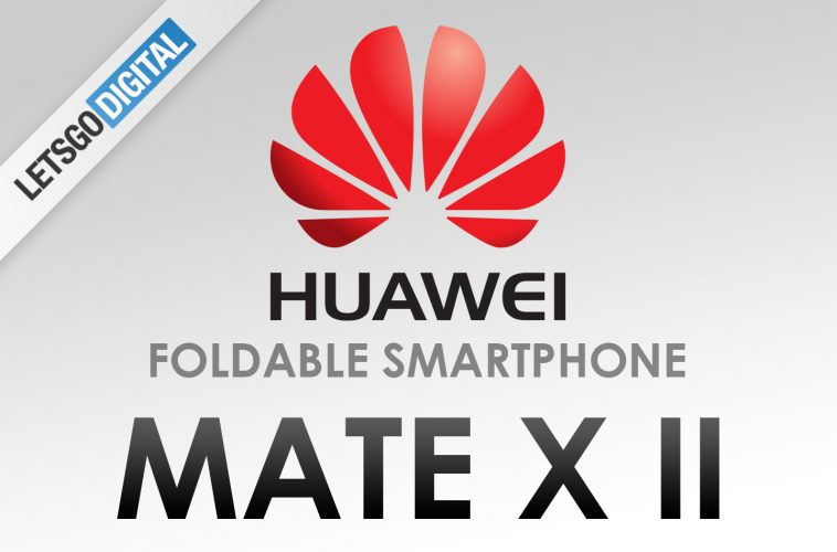 Huawei Mate X 2 foldable phone