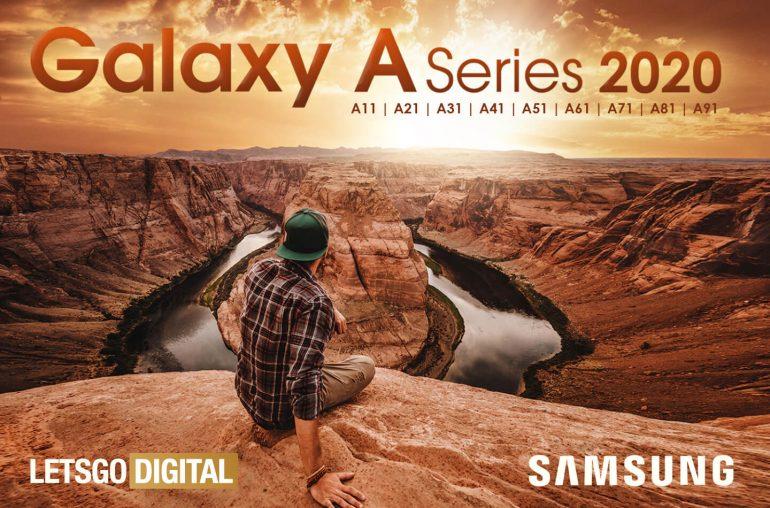 Samsung Galaxy A-Series 2020