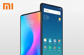 Xiaomi smartphone camera