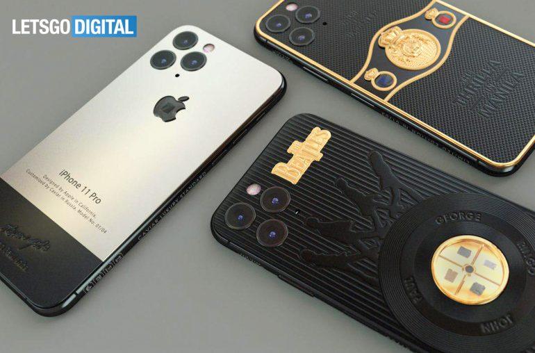 Steve Jobs iPhone 11 Pro