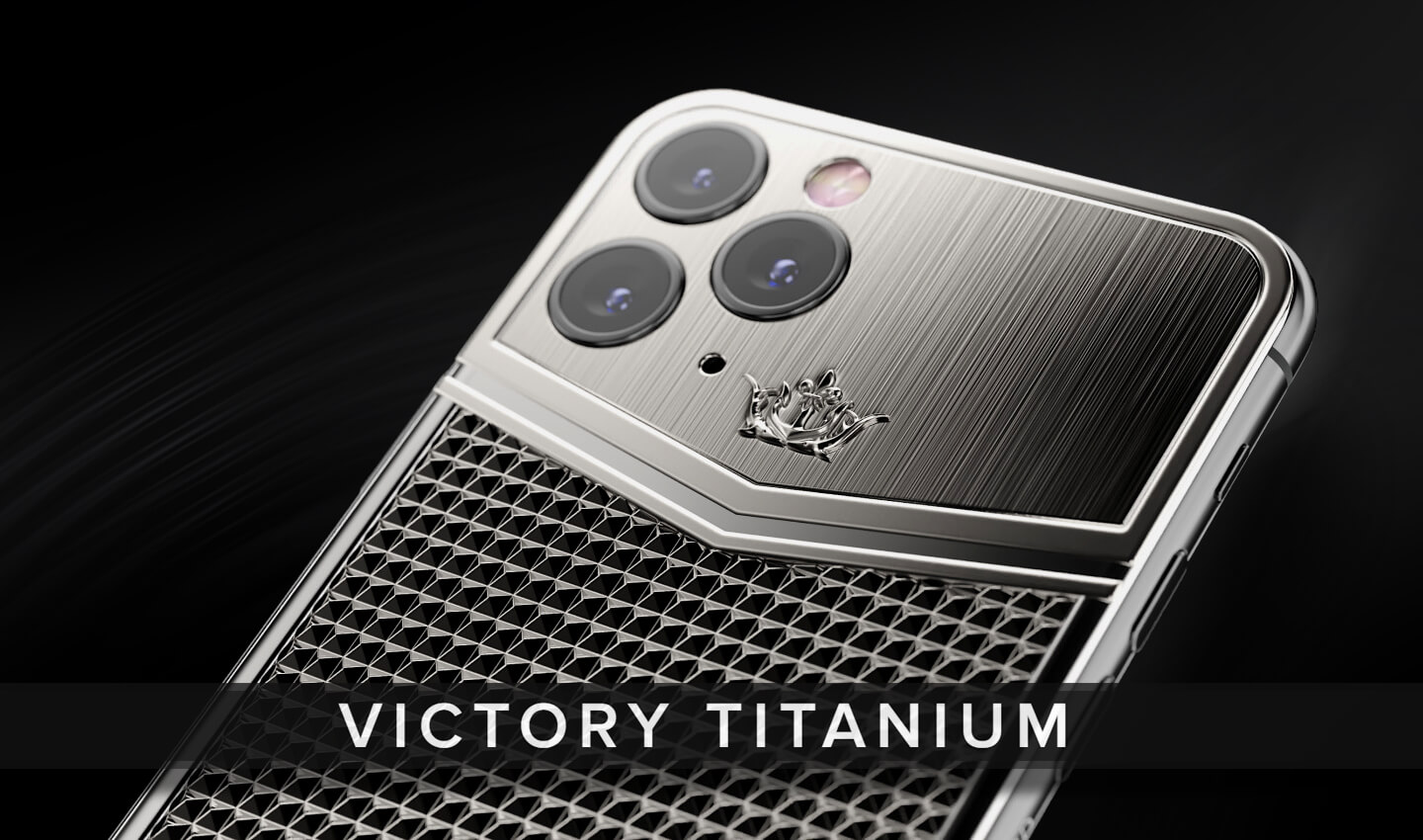 Titanium iPhone