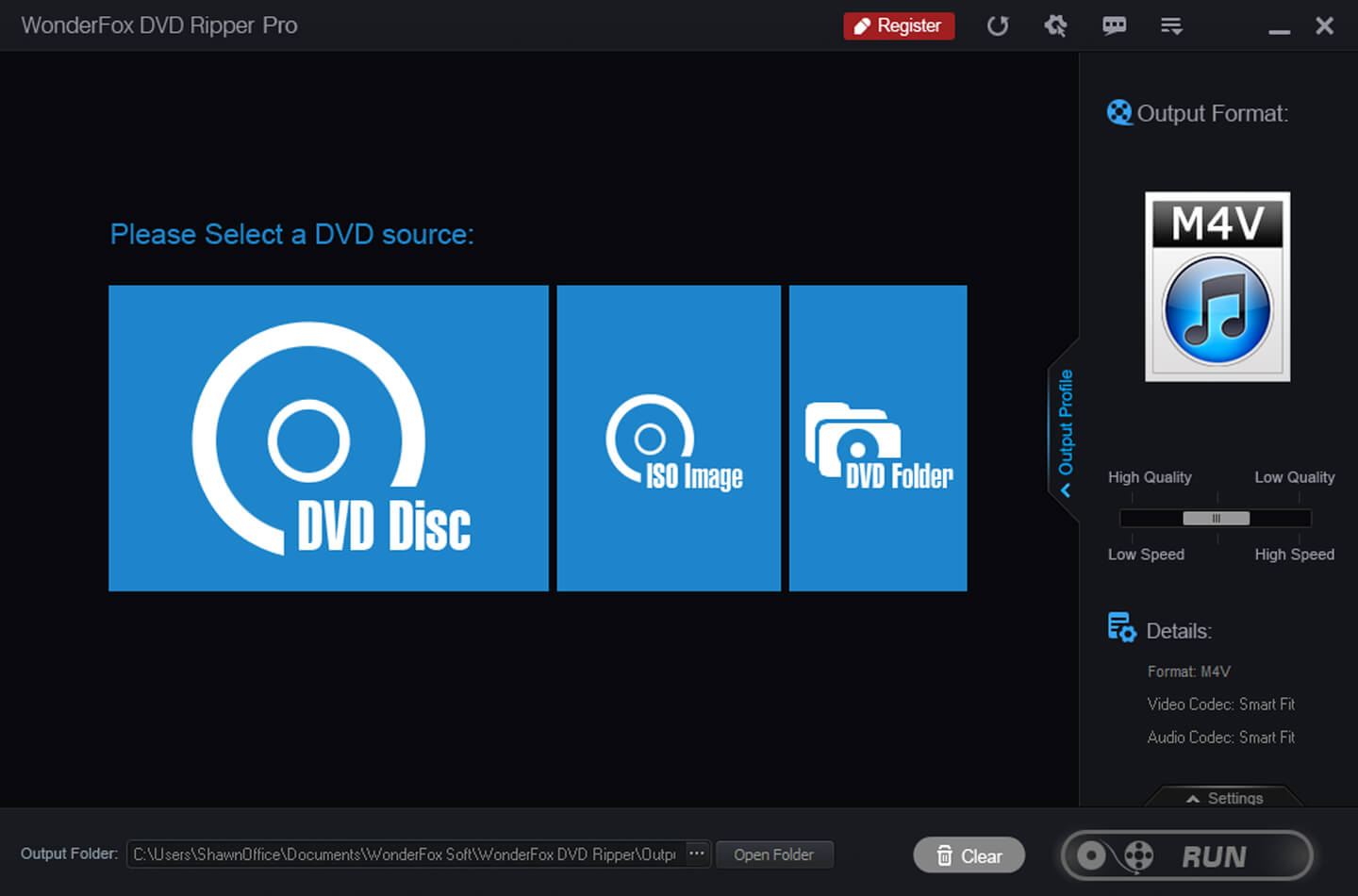 Windows DVD professional software