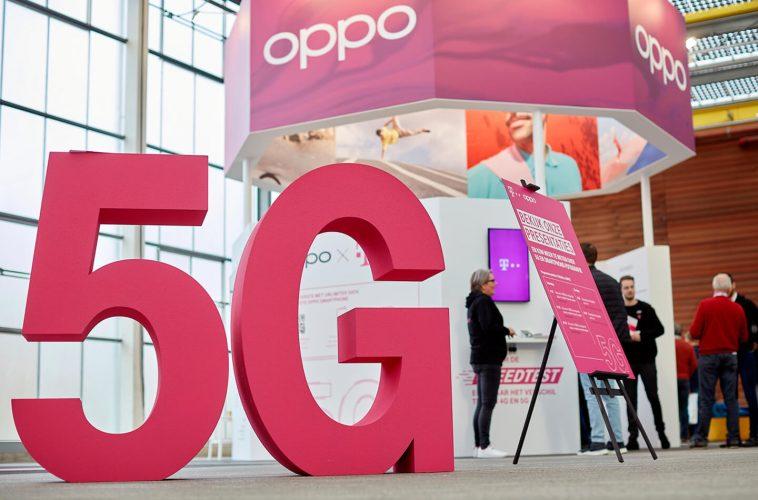 Oppo Reno 5G smartphone