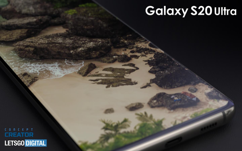 Samsung Galaxy S20 Ultra 5g Smartphone Letsgodigital