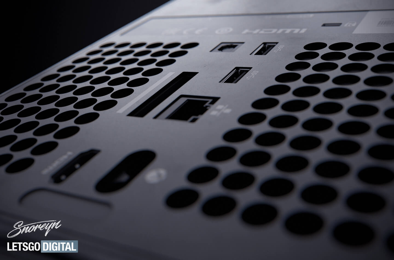 Microsoft Xbox Series X console