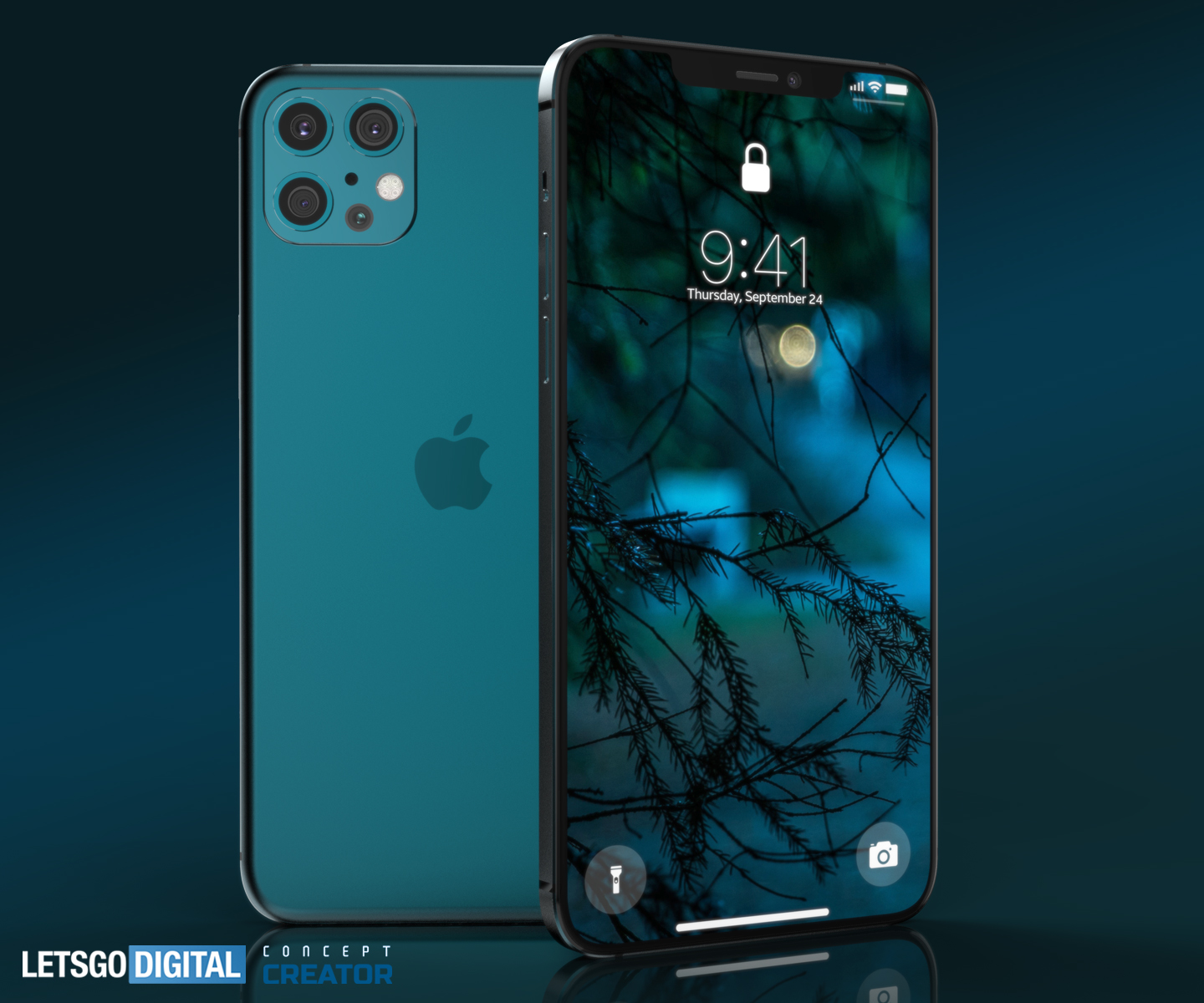 Iphone 12 Series Includes An Iphone Mini And 5g Support Letsgodigital