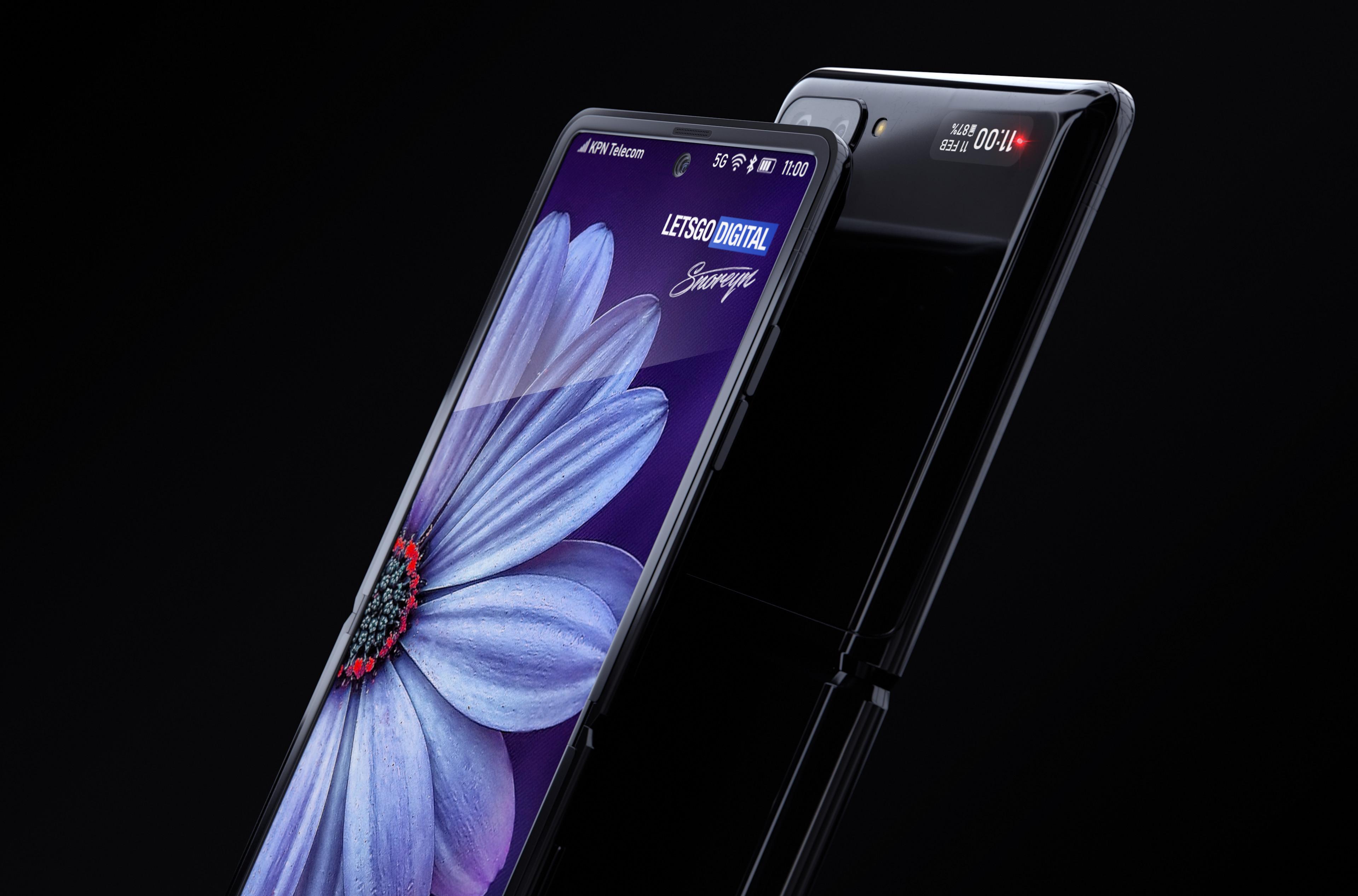 Samsung Galaxy Z Flip Foldable Smartphone Letsgodigital